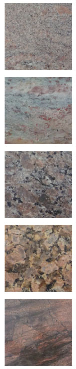 Composition Granite Choices