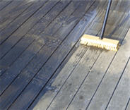 Orderly Wetting & Agitating Planks
