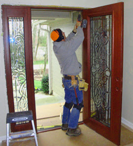 Replacing the Entry Door & Cost of Entry Door Replacement - Referwork.com