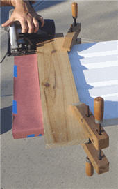 Sawing Door Slab Bottom