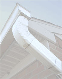 Maintain Clean Gutter/Downspout Juncture