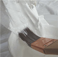 Straining The Paint For A Smooth Finish